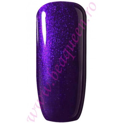 Gel color Be a Queen Metallic Mulled Grape 5ml