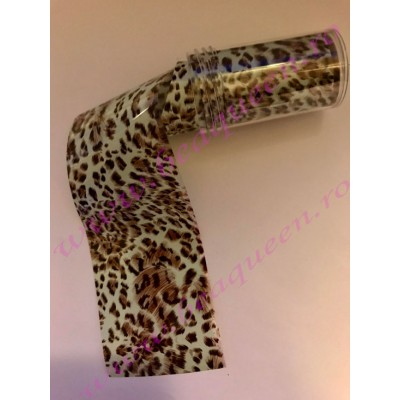 Folie de Transfer Magic Animal Print