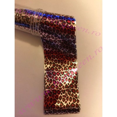 Folie de Transfer Animal Print