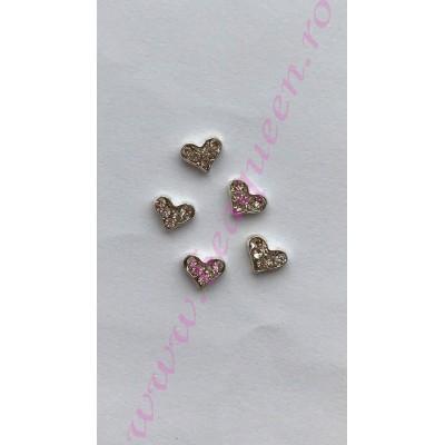 Ornament metalic - Inima