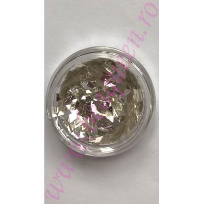 Paiete Mirror Efect- Silver 1