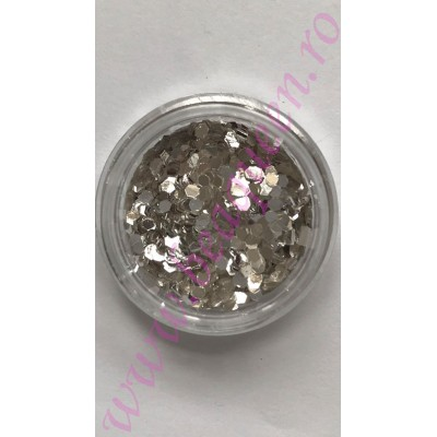 Paiete Mirror Efect- Silver 2