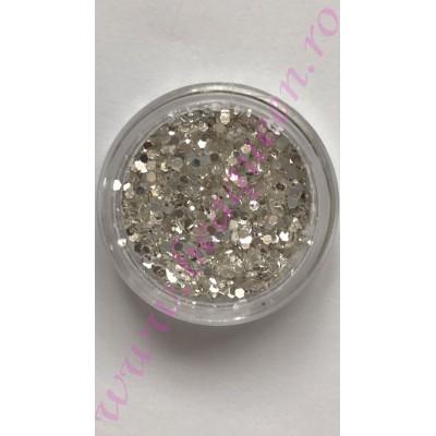 Paiete Mirror Efect -Silver 16